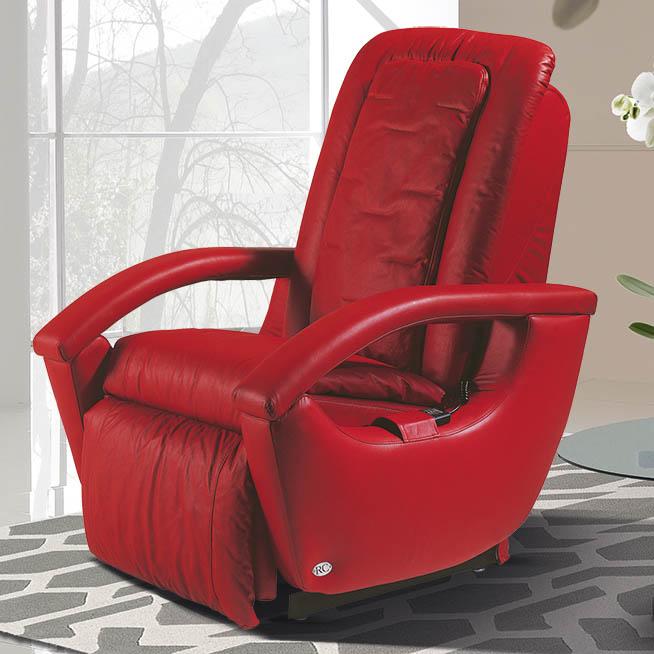 Poltrone Massaggianti Relax.Poltrone Moderne Relax Comfort E Stile Anche Massaggianti